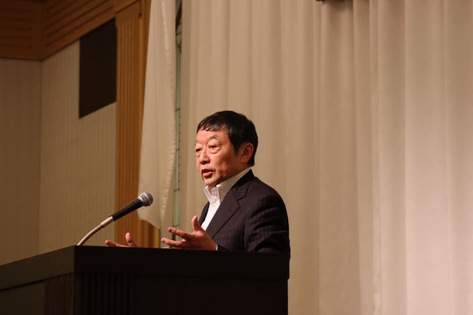 長妻昭時局講演会にて、寺脇研氏の講演「道徳教育が危ない」を拝聴しました